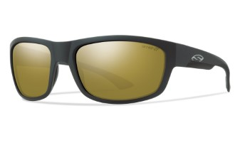Smith Optics Dover Matte Black / Polar Bronze Mirror